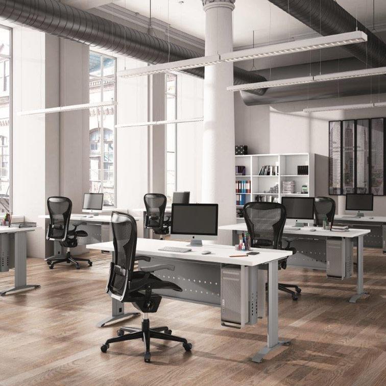 Mobiliario Técnica de Oficina