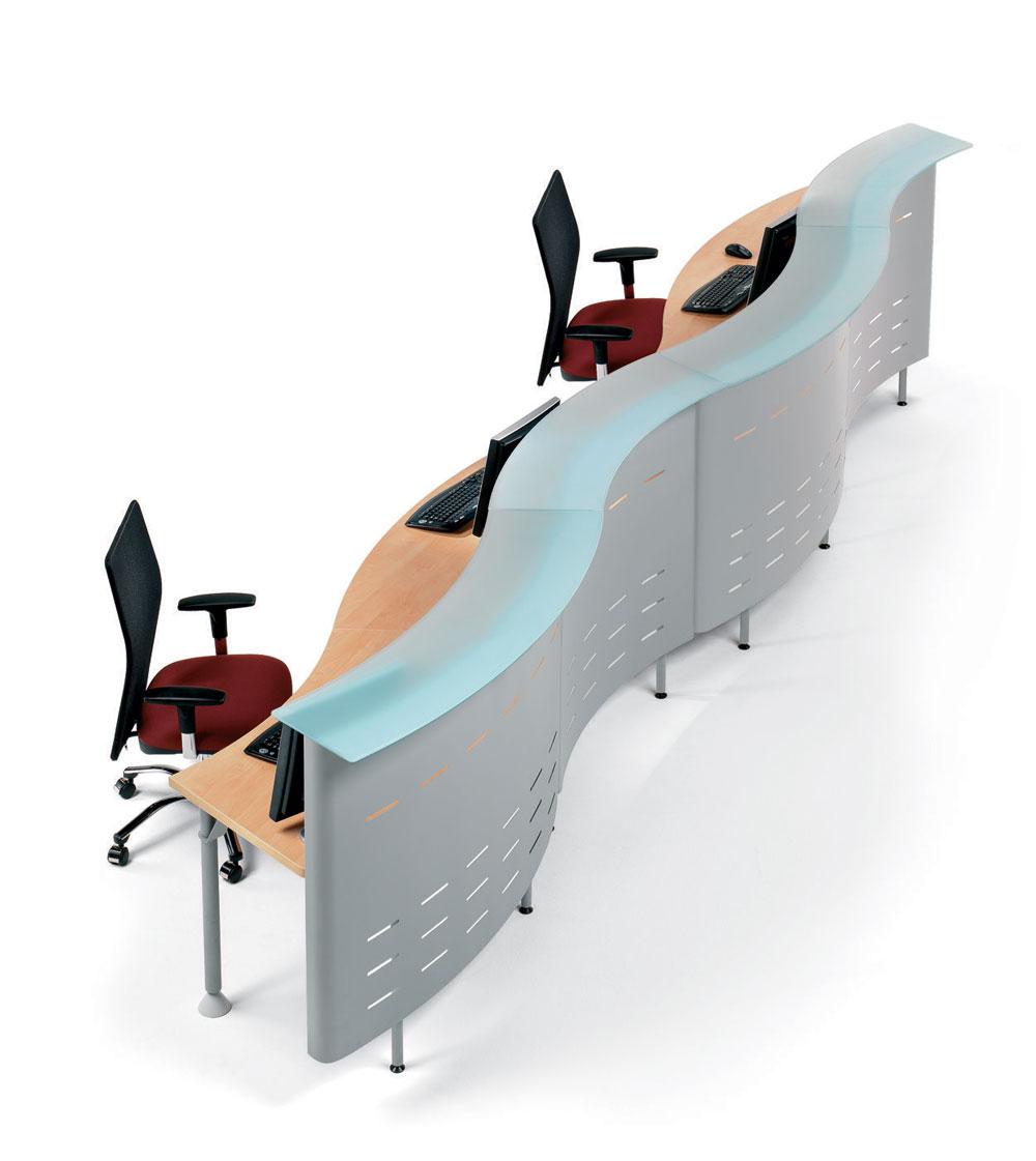 Mobiliario recepci n t cnica de oficina for Especificaciones tecnicas de mobiliario de oficina