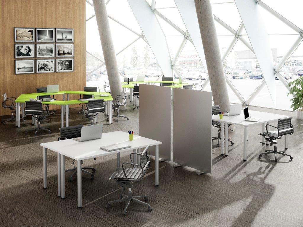 Mobiliario operativo for Muebles de oficina iman