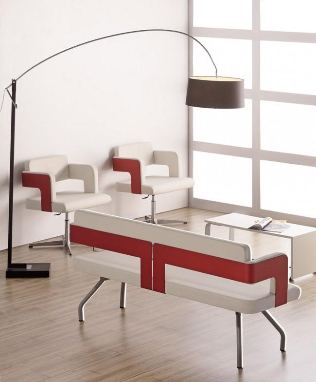 Sillones t cnica de oficina for Especificaciones tecnicas de mobiliario de oficina