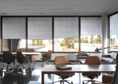 cortinasyestores-400x284 Estores Mobiliario  - Mobiliario de Oficina