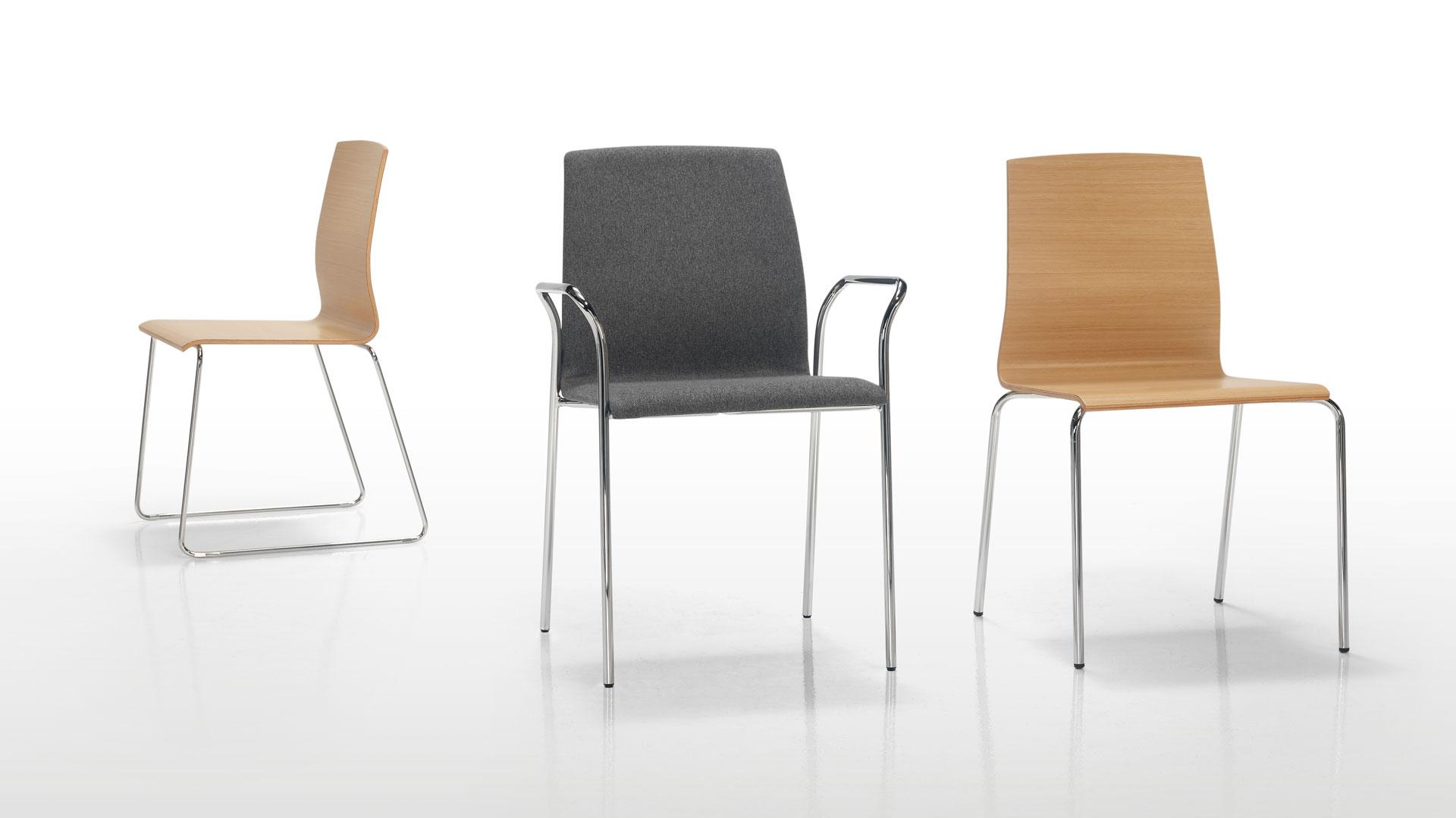 In silla ginger t cnica de oficina for Especificaciones tecnicas de mobiliario de oficina