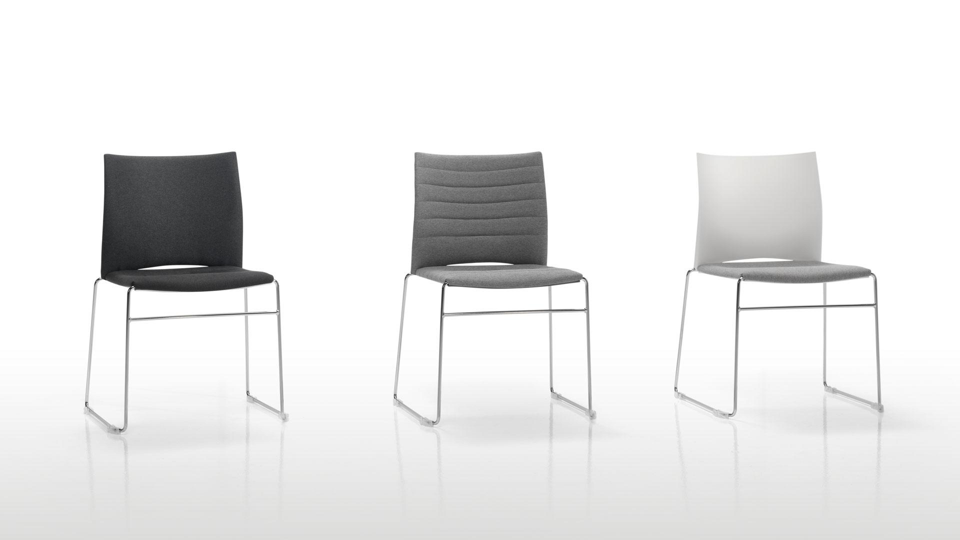 Sillas y sillones fijos t cnica de oficina for Especificaciones tecnicas de mobiliario de oficina