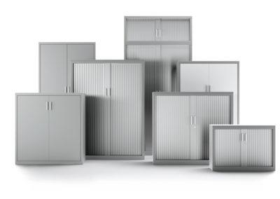 Armarios-Metalicos-400x284  - Mobiliario de Oficina