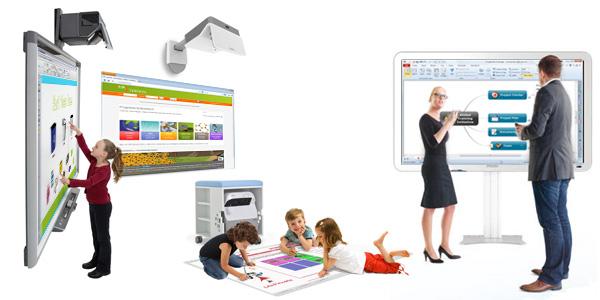 Pizarras-digitales  - Mobiliario de Oficina