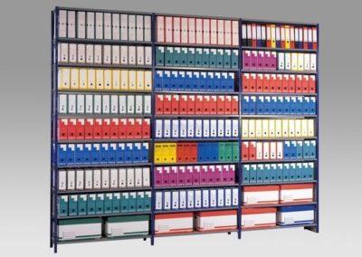 estantería-archivo-400x284  - Mobiliario de Oficina