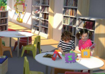 estanterías-colegios-400x284  - Mobiliario de Oficina