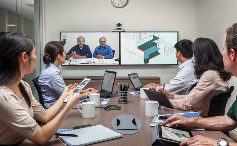 sistemas-videoconferencia-  - Mobiliario de Oficina
